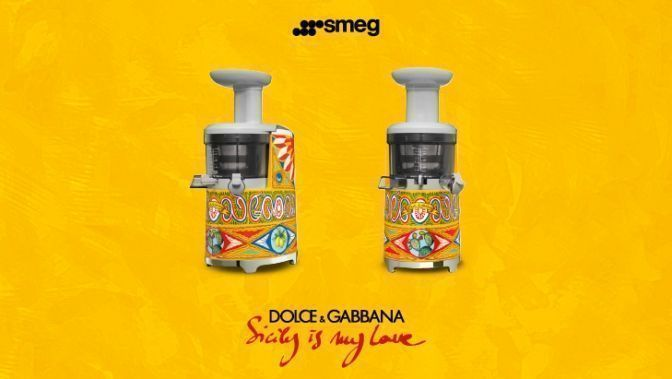 Smeg: Sicily is My Love